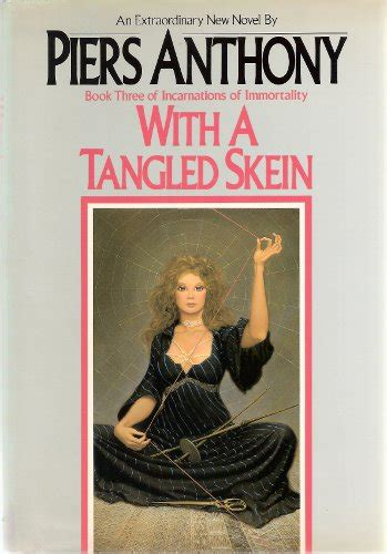 With A Tangled Skein publication with a tangled skein