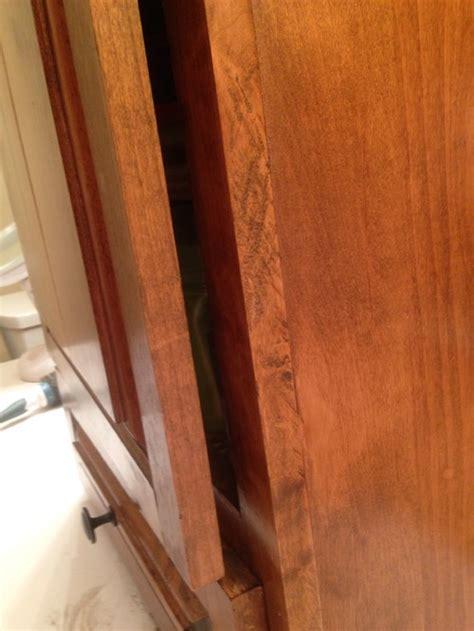 Warped Kitchen Cabinet Doors by Warped Cabinet Door