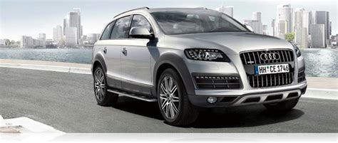Audi Q7 Offroad by Audi Q7 Q7 V12 Off Road Styling Pack