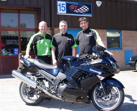Kawasaki Motorcycle Dealership by Mid Wales Gets New Kawasaki Dealership Mcn