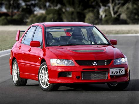 mitsubishi evolution 2005 2005 mitsubishi evolution ix pictures information and