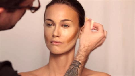 Countour Beuaty how to contour your yuliana dementyeva