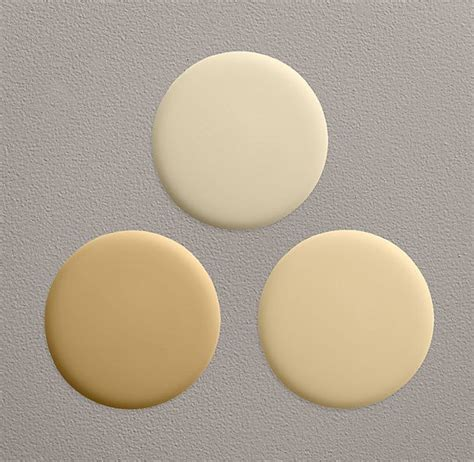 butter paint collection from restoration hardware these color combo for house primitive