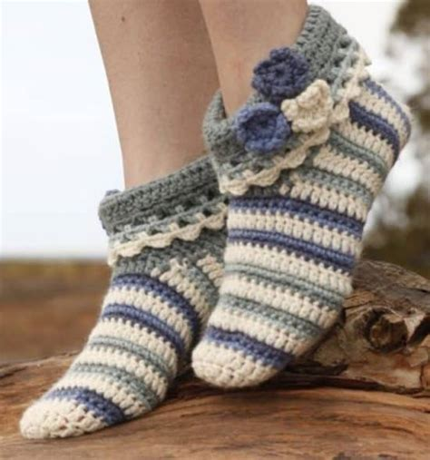 crochet slippers patterns crochet slippers best collection the whoot