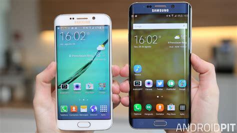Samsung Galaxy S7 Edge Plus test comparatif galaxy s7 edge vs galaxy s6 edge