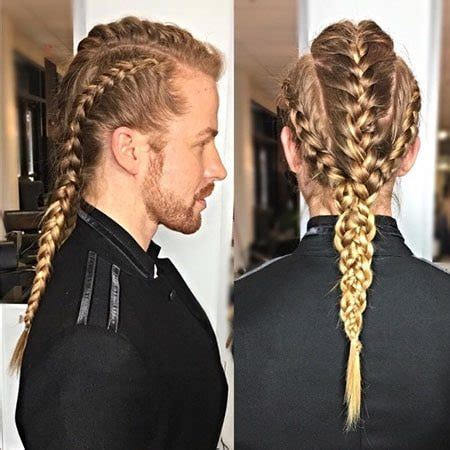frenchbraid styles for boys top 10 long hairstyles for men in 2018 fantastic88