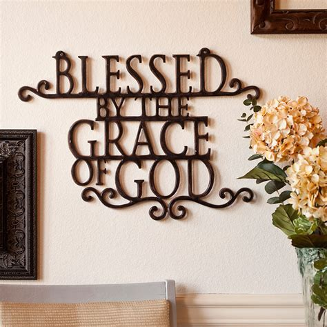 Christian Home Decorations | blessings unlimited giveaway christian home decor