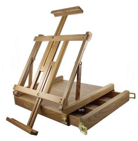 Loxley Artists Wentworth Table Top Easel Painting Drawing Desk Easel For