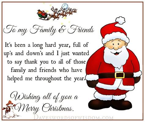 christmas prayer  family friends    family members  friends