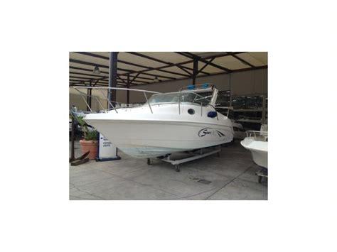 saver 690 cabin sport usato saver 690 cabin sport in sicilia imbarcazioni cabinate