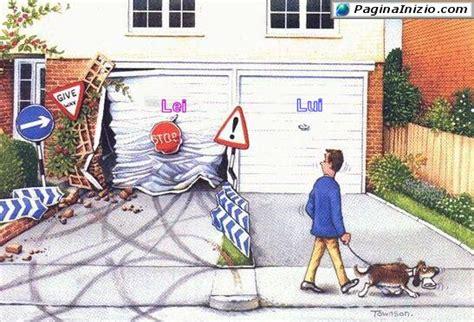 vignette donne al volante vignetta a piace la guida sportiva