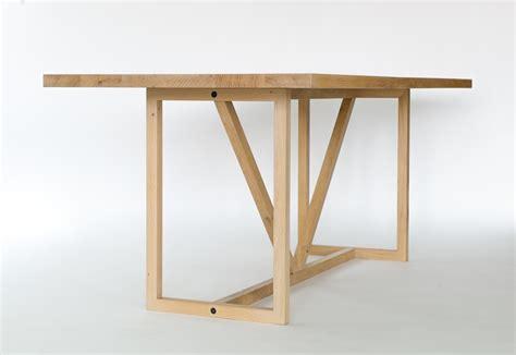 esstisch massivholz design fachwerk design esstisch schreibtisch massivholz design