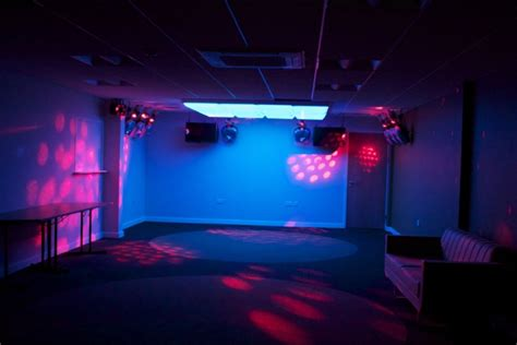 Party Room For Hire At YMCA Lincolnshire