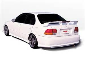 96 98 honda civic 2dr touring style wings west kit