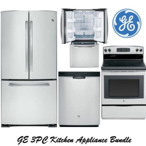 ge stainless steel kitchen appliance package buy now pay later furniture computers tvs