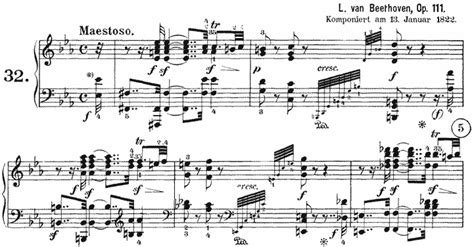 beethoven 32 op111 2 sunday classics special resurrection edition chopin s