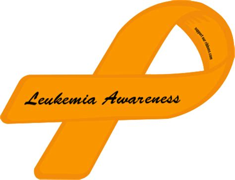 leukemia color ribbon leukemia awareness color neiltortorella