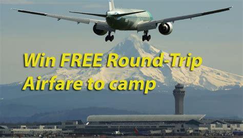 free airfare promo 2012