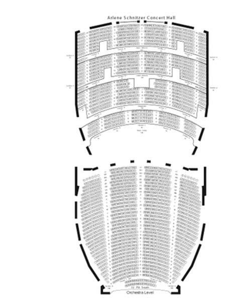 schedule  shows arlene schnitzer concert hall