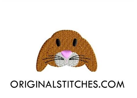 download format lop kecil lop eared bunny mini machine embroidery and applique