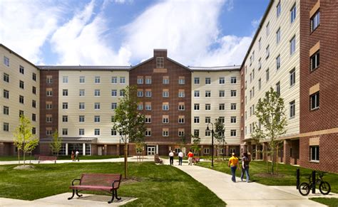 kutztown university housing dixon hall kutztown university