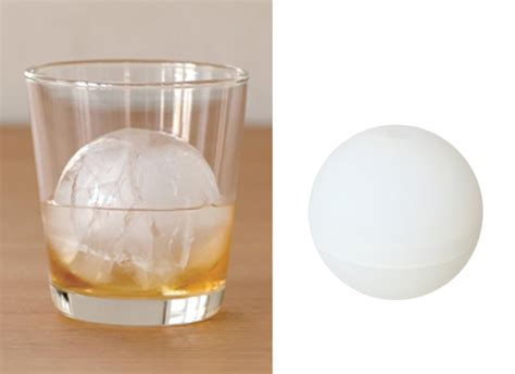 Small Ice Maker For Home Bar - oversized ice cubes how to recreate the bar trend at home huffpost