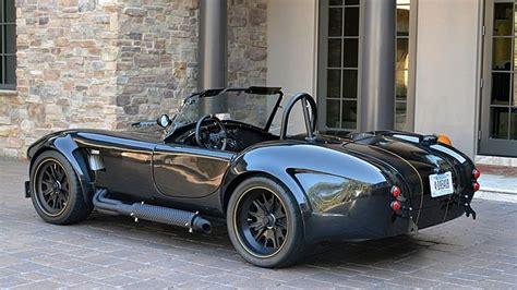 Cobra Auto Nachbau by 1965 Backdraft Shelby Cobra Replica 427 550 Hp 5 Speed