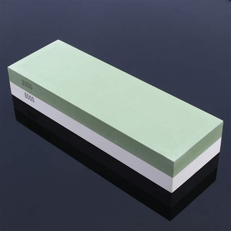 sharpening stone kitchen knives 3000 8000 grit white corundum whetstone knife sharpening