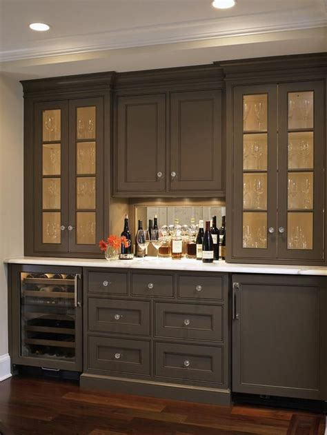 25 best ideas about dining room cabinets on