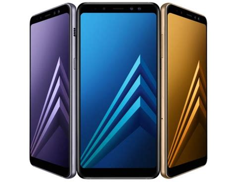 Samsung A8 Emerald Series samsung galaxy a8 2018 galaxy a8 2018 specifications design release date details and
