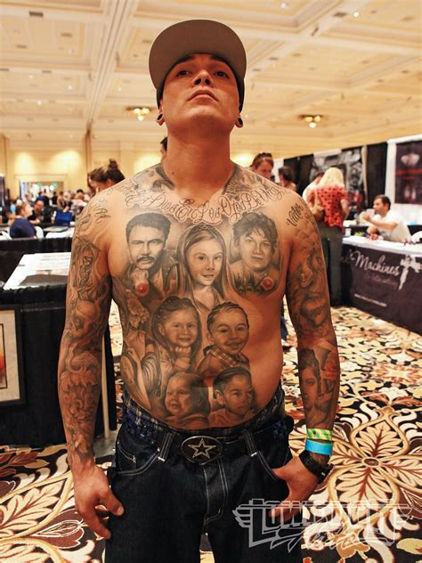 biggest tattoo show on earth the show on earth lowrider arte magazine