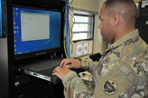 Network Security Officer by Cyber Awareness Is A Team Sport Article The United States Army