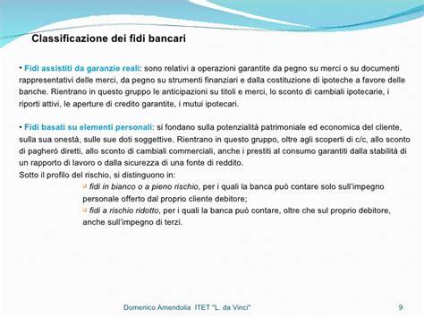 Fido In Banca by Il Fido Bancario