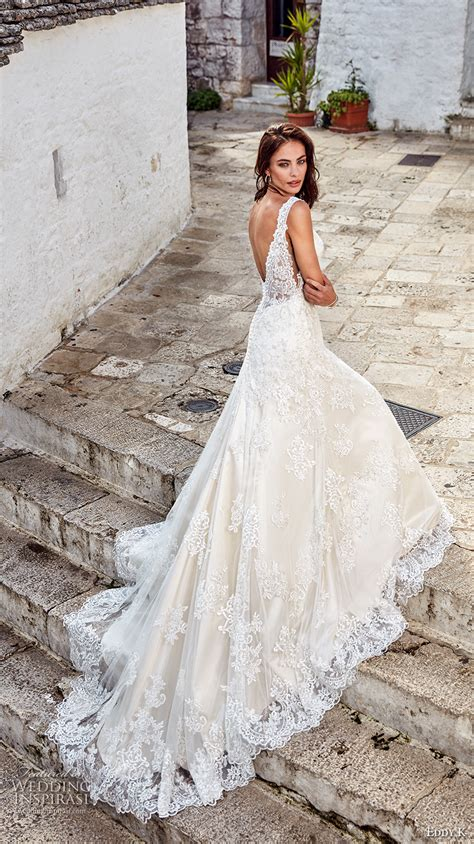 Bridal Dresses by Eddy K Dreams 2018 Wedding Dresses Wedding Inspirasi