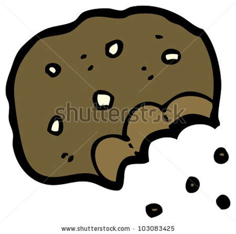 chocolate clipart and stock illustrations 78 208 bitten cookie cartoon clipart panda free clipart images
