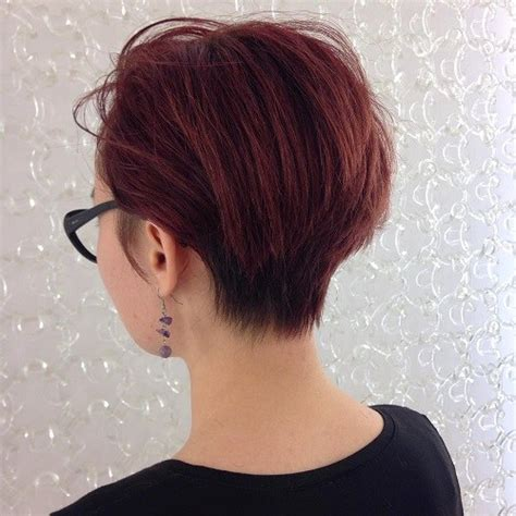 wedge cut for thick hair 20 chic wedge hairstyle designs you must try short