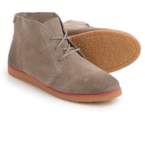 toms mateo chukka boots for