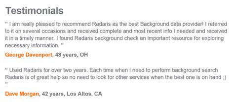 What Is The Best Background Check Website Radaris Review Exactly What Is Radaris What You Should