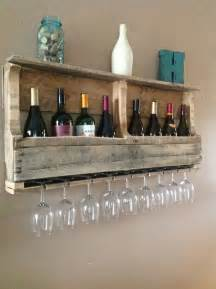 pallet wine rack davis diy