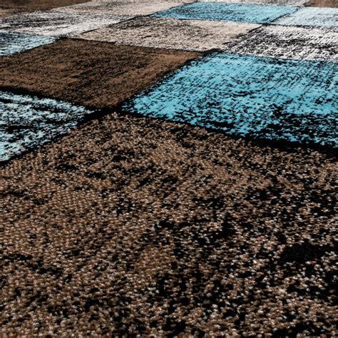 Teppiche In Braun by Teppich Modern Preiswert Wohnzimmer Teppiche Kariert Style