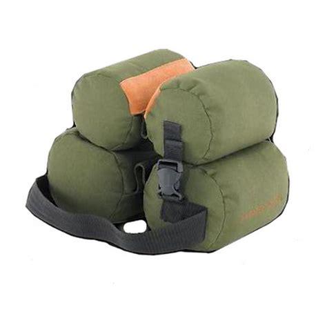 shooters ridge mini gorilla precision shoot bag 40510