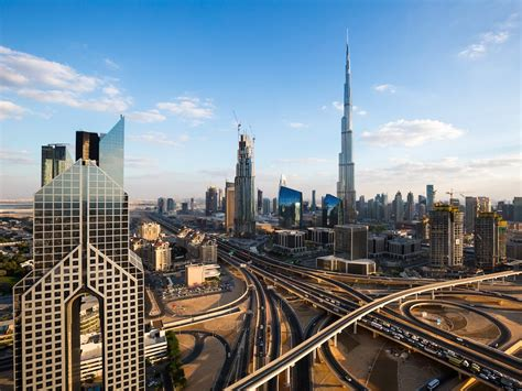 the most the top buildings in dubai business insider