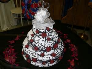 Gothic wedding decorations gallery of perfect goth cakes