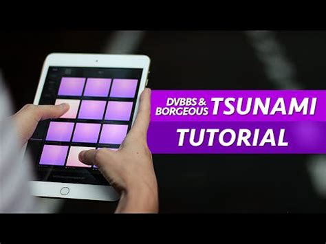 tutorial drum pads 24 force tutorials drum pads 24 youtube