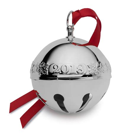 2018 wallace sleigh bell 2018 ornament bells