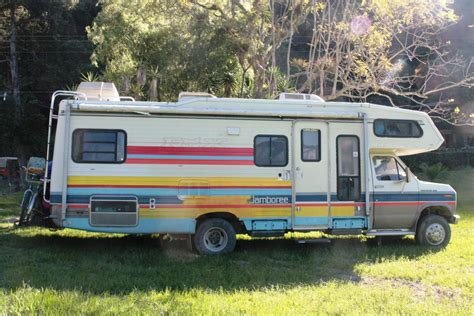 1989 ford jamboree 27ft for sale in costa rica drive the