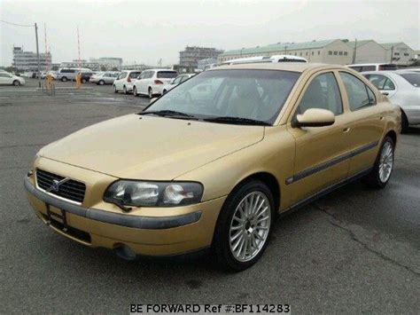 used 2001 volvo s60 2 3t 5 gh rb5234 for sale bf114283