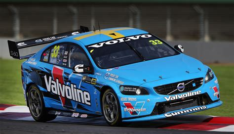 volvo v8 volvo s60 sales boosted by v8 supercars entry says