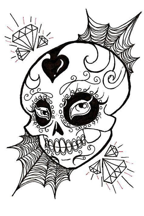 imagenes perronas de calaveras calaveras mexicanas sugar skull imagenes im 225 genes