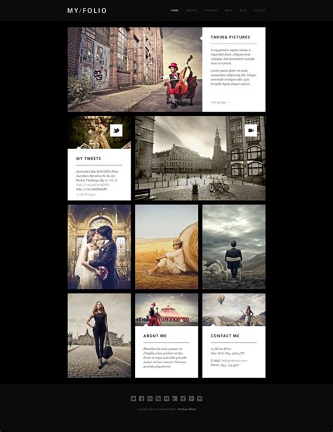 drupal theme evolve 20 best responsive premium drupal themes